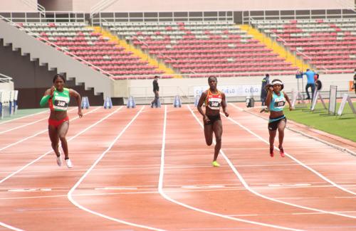 OECS Shines at NACAC U23 Champs
