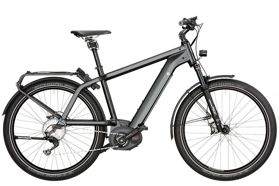 High-speed e-bike for long-haul commuting.