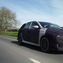 Fine-tuning the Hyundai i30 N on the roughest roads in the UK