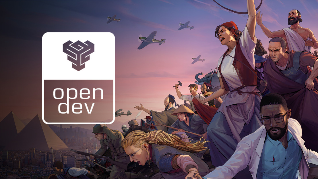SEGA and Amplitude Announce OpenDev Initiative for Humankind