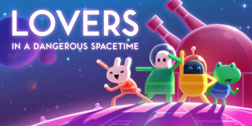 January 2018 - Lovers in a Dangerous Spacetime