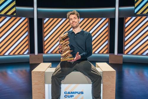 ONDER EMBARGO TOT 31/5 OM 22.10 UUR | Campus cup: de kwartfinalisten zijn bekend