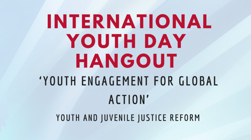 OECS Commission puts Youth and Juvenile Justice Reform on the agenda for International Youth Day