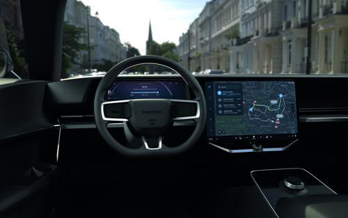 TomTom introduceert een cloud-native in-dash navigatieoplossing: TomTom Navigation for Automotive