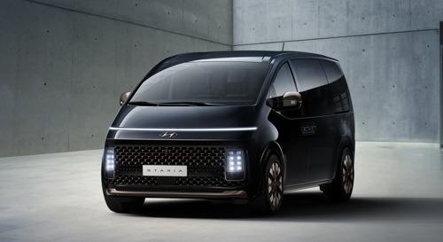 Hyundai enthüllt weitere Design-Details des STARIA