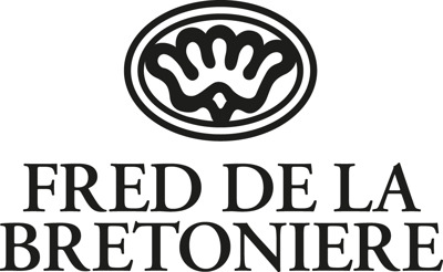 Fred de la Bretoniere press room Logo