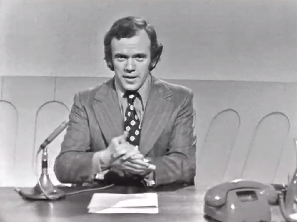 Mike Willesee early days of ACA