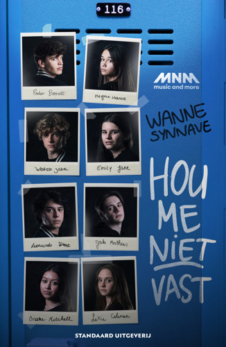 MNM-luisteraars sieren cover eerste boek dj Wanne