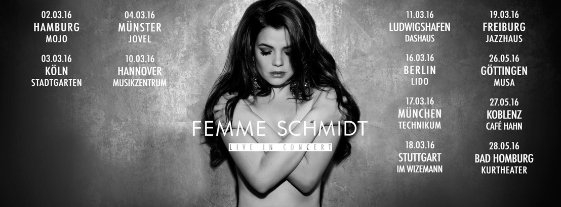 Femme Schmidt - neues Video