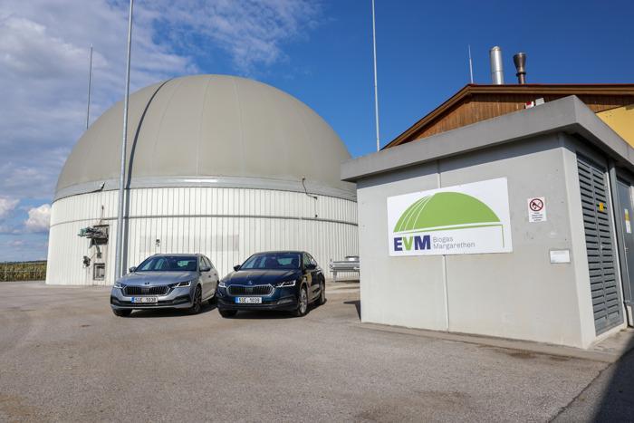 Mild hybrid, plug-in hybrid and natural gas: new powertrain variants for the ŠKODA OCTAVIA
