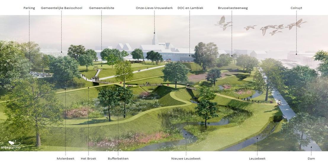 Nieuw park voor Alsembergse Beemd