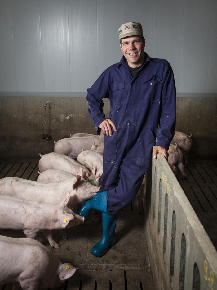 Beter leven voor boer en varken