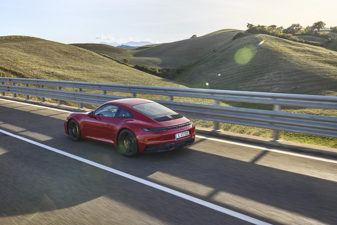 Meer onderscheidend en dynamisch dan ooit: de nieuwe Porsche 911 GTS-modellen