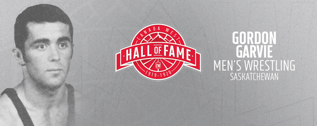 Wrestling great Garvie enters Hall of Fame