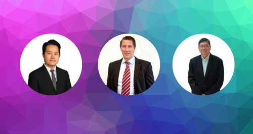 Welcome New Senior Managers