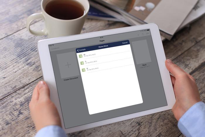 Cortado verbindet iOS 11 und Apples Files App mit Dateiservern