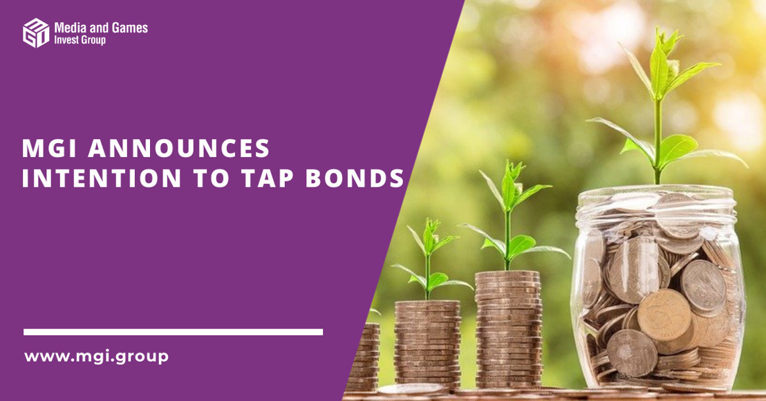 Media and Games Invest announces intention to tap bonds issued in November 2020 by up to EUR 40 Mio. to finance further M&A and growth