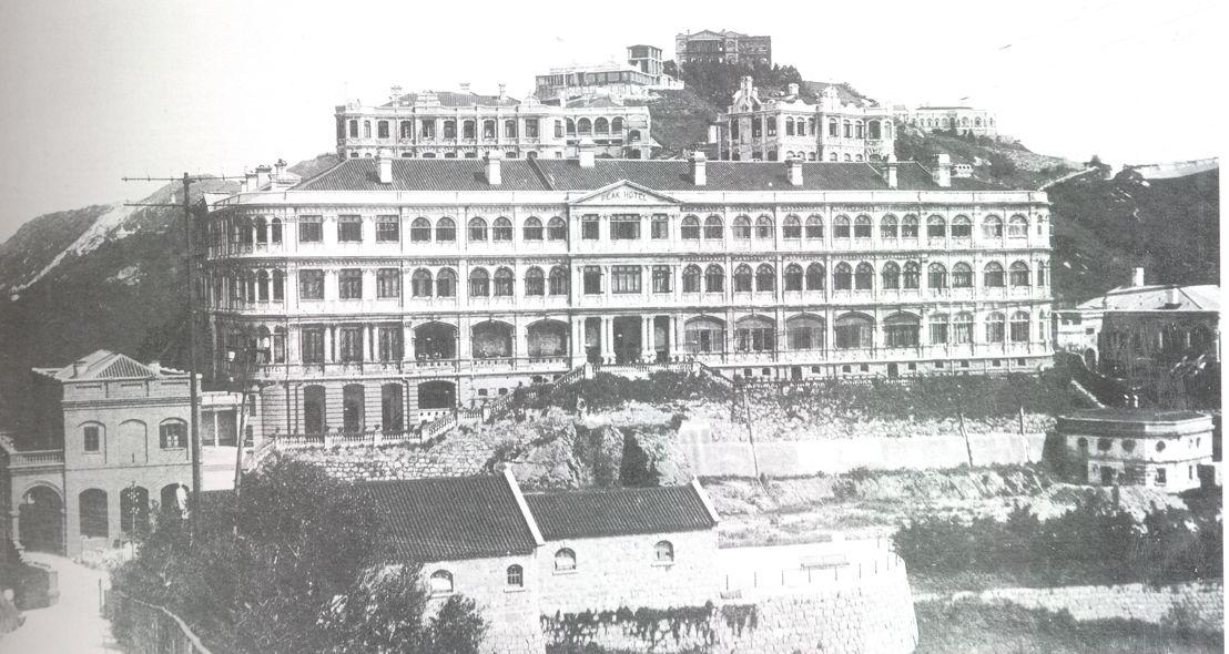 The Peak Hotel, 1920s