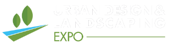 Urban Design & Landscaping Expo press room Logo