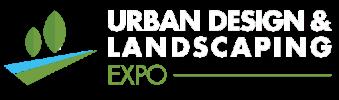 Urban Design & Landscaping Expo press room Logo