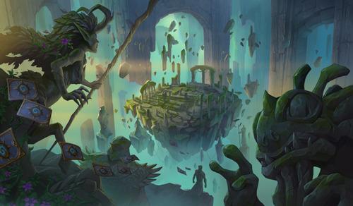Дополнение «Руины Запределья» добавило в игру класс охотника на демонов и возвестило начало новой эры в Hearthstone