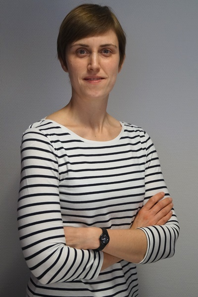 Peggy Criel - Legal Expert - Partena Professional