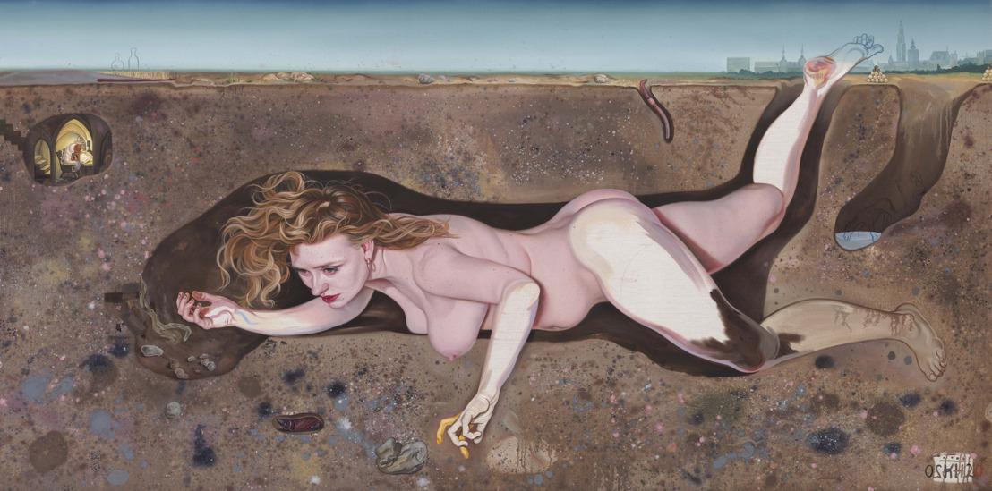 Kati Heck presenteert nieuwe werken via de Frieze Viewing Room