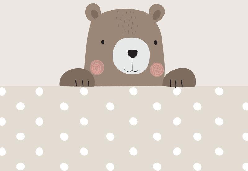 Peek-a-Boo! Bernie The Bear