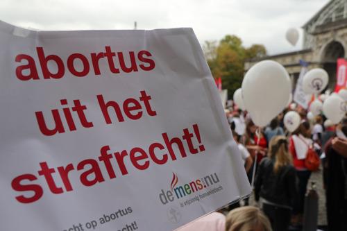 Abortuswet in België bestaat 30 jaar