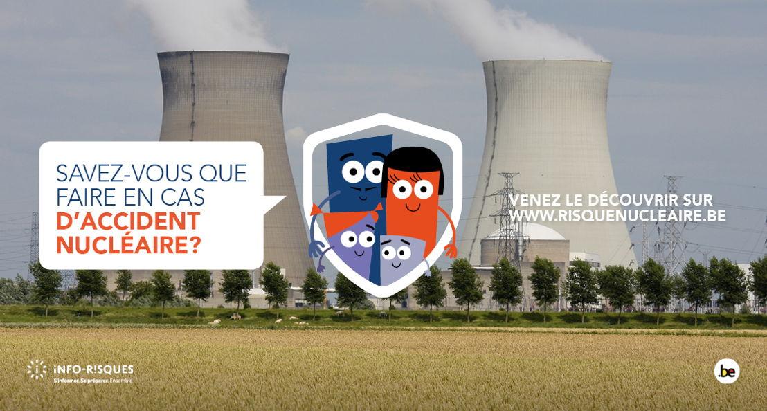 Risque Nucléaire - campagne online
