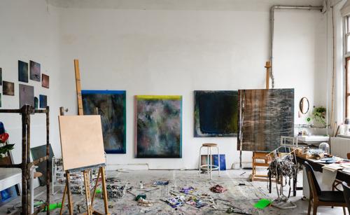 La Galerie Barbé-Urbain organise la première exposition solo en galerie d'Adelheid De Witte