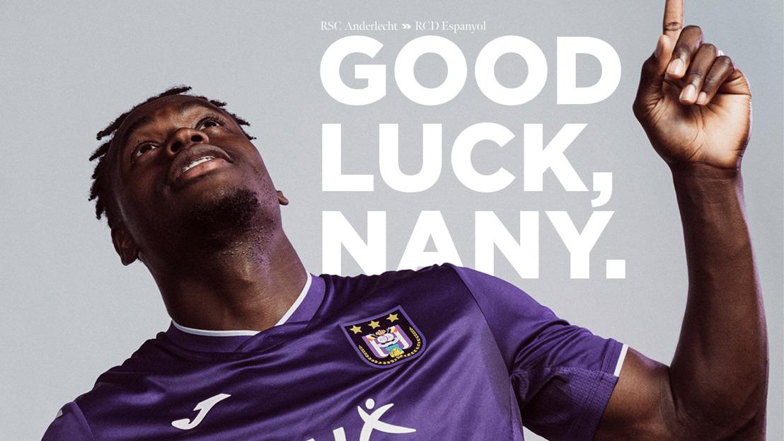 Nany Dimata definitief naar Espanyol