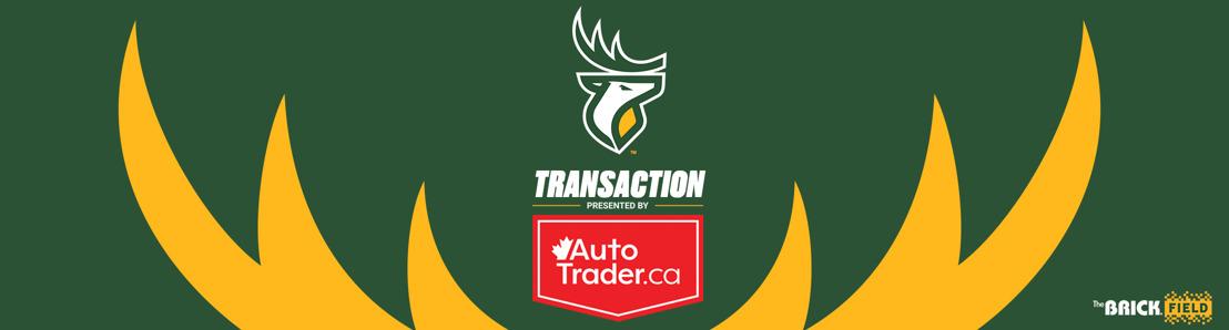 TRANSACTIONS | Elks roster updates