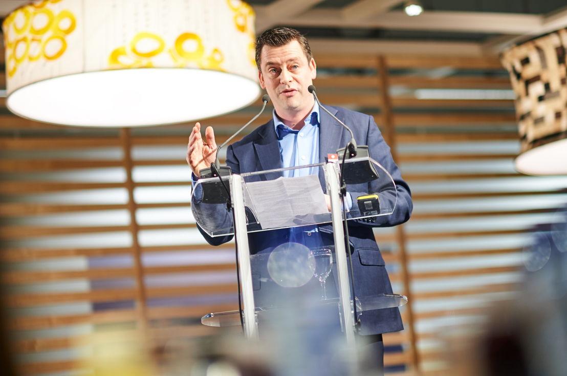 Property Manager IKEA België Koenraad Van Nieuwenburg © David Plas
