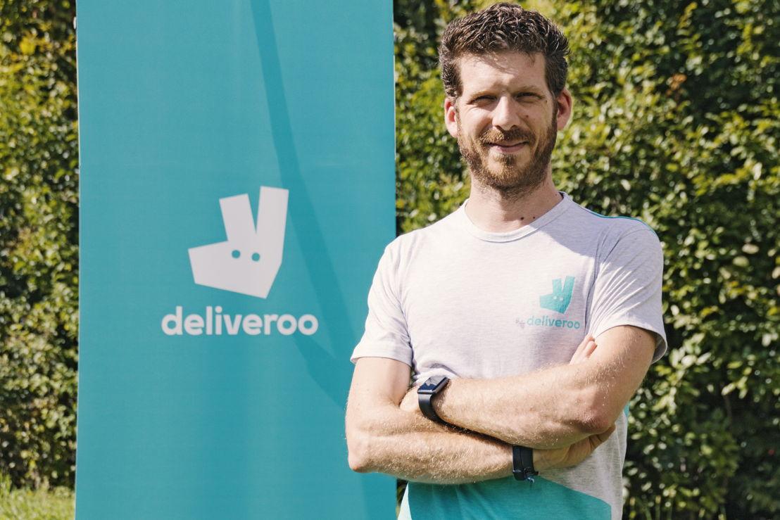 Matteo Sarzana - GM Deliveroo Italy