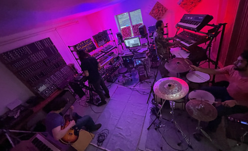 Sonic Craftsman and Sub Pop Recording Artist Nicholas Galanin adds Flock Audio's PATCH to his Production Toolkit