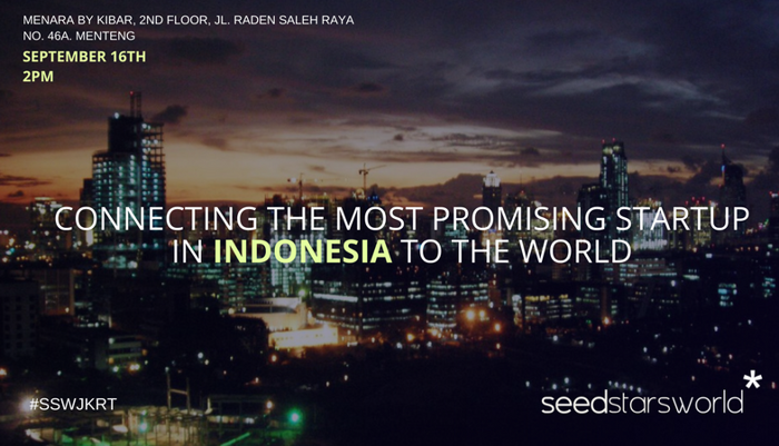 Meet the Most Promising Startups from Indonesia that will Compete to be Crowned Indonesia's Most Promising Tech Startup During Seedstars Jakarta