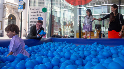 Tweede Brusselse Dag van de Meertaligheid zet meertalig onderwijs centraal