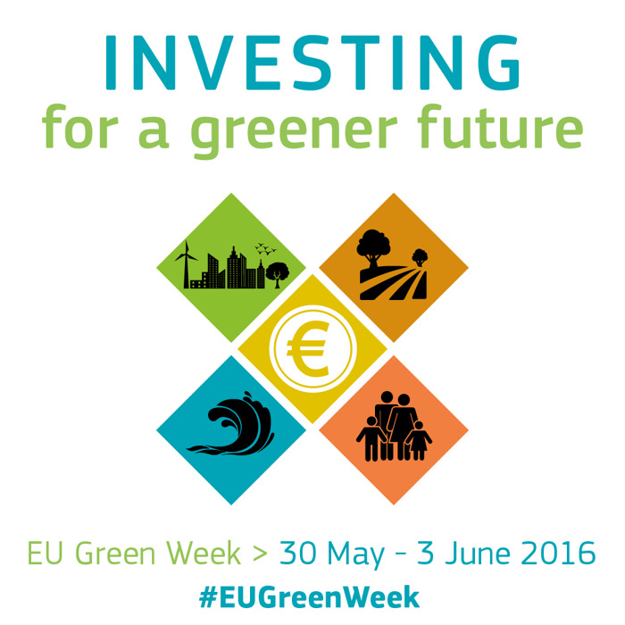 Investing for a greener future – EU launches Green Week 2016