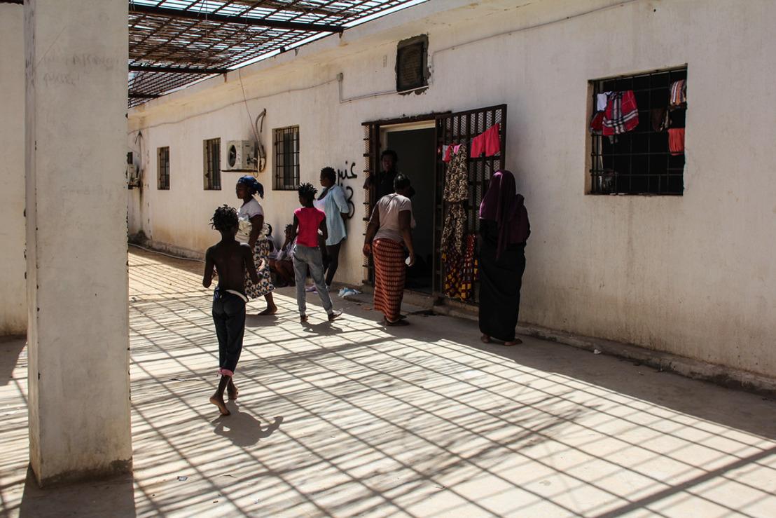 MSF exige la evacuación urgente e inmediata de Libia de los refugiados y migrantes recluidos en centros de detención