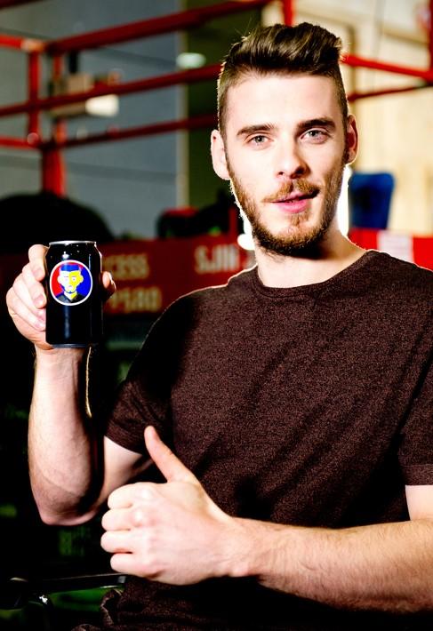 De Gea - Pepsi Blue Card Campaign 2016