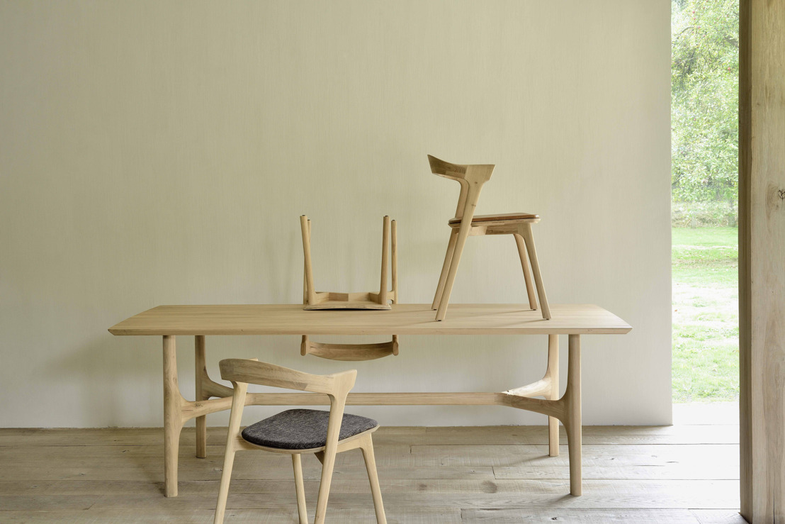 Ethnicraft at Maison&Objet, IMM and Stockholm Furniture Fair
