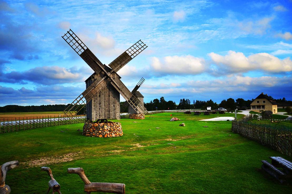 Estonia: Saaremaa island