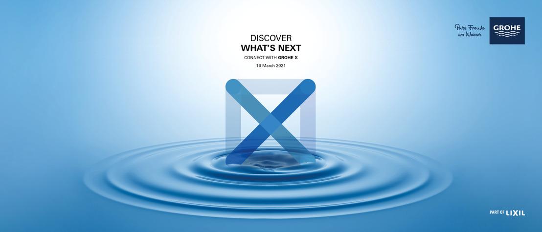 GROHE lance la plateforme d'expérience digitale «GROHE X »