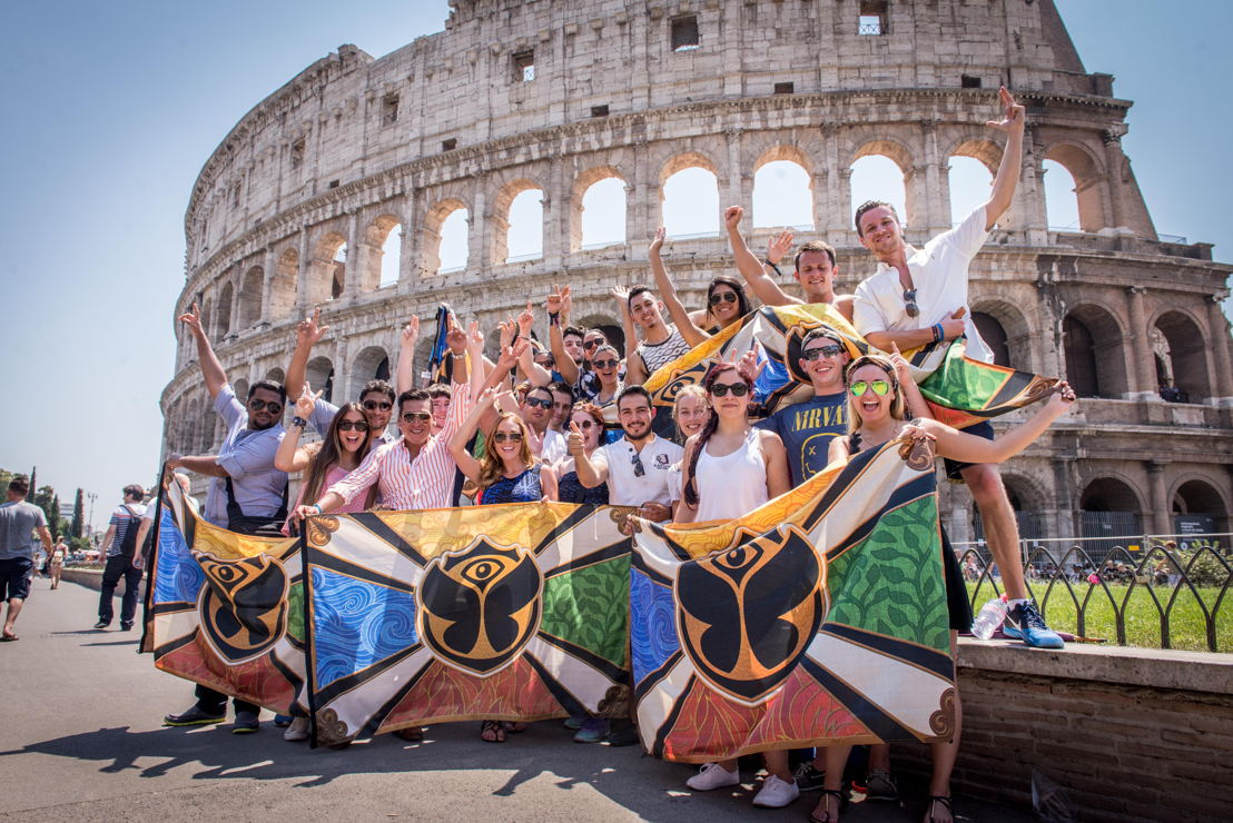 Discover Europe in Rome