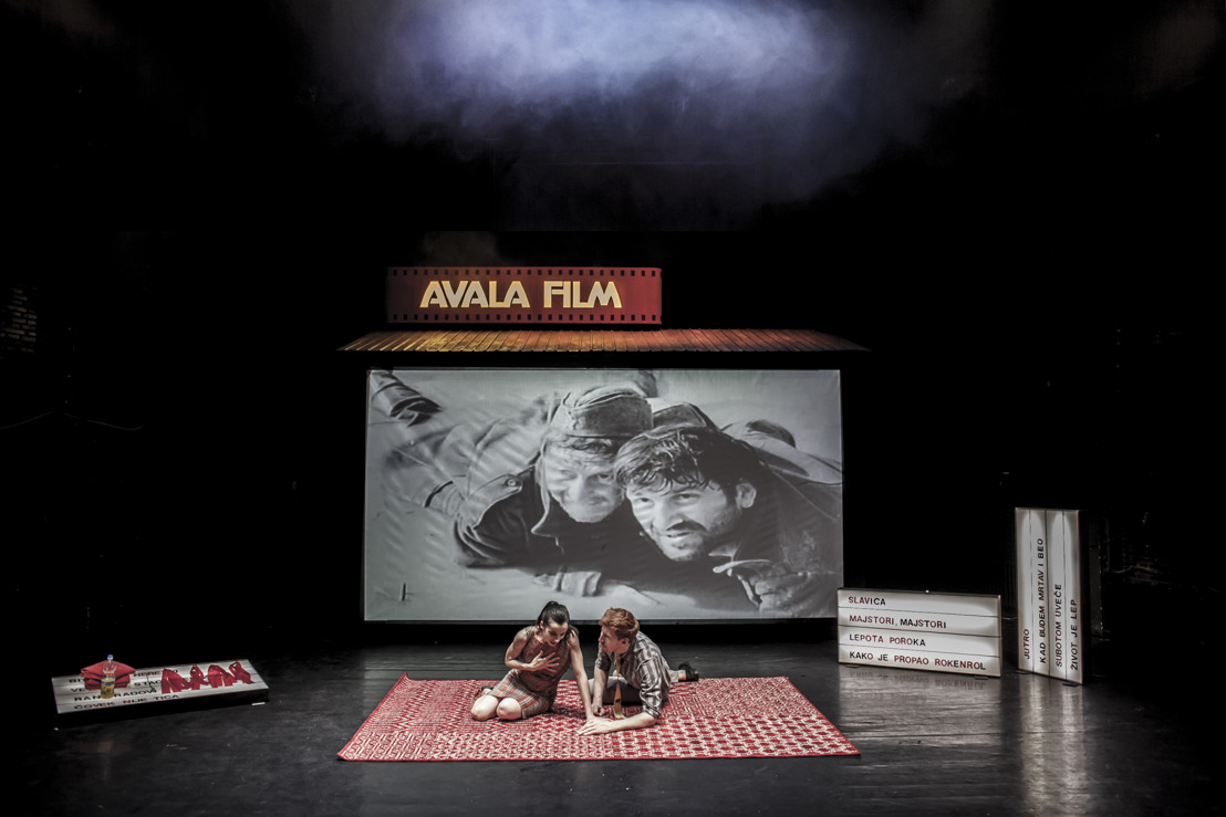 Belgian premiere: Sanja Mitrović & Vladimir Aleksić -