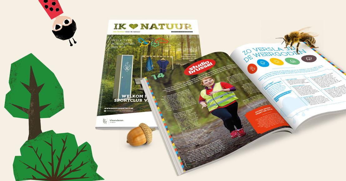 Week van het Bos Magazine voor kinderen en volwassenen