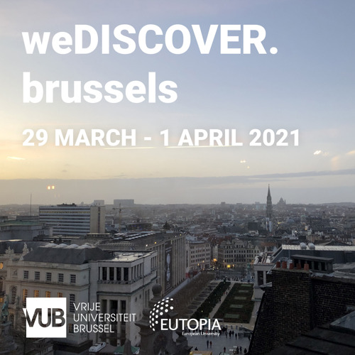 Europese studentenuitwisseling in Brussel