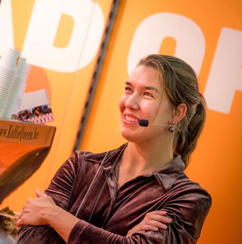 Bénédicte Soenen wordt nieuwe voorzitter van Jong Voka West-Vlaanderen