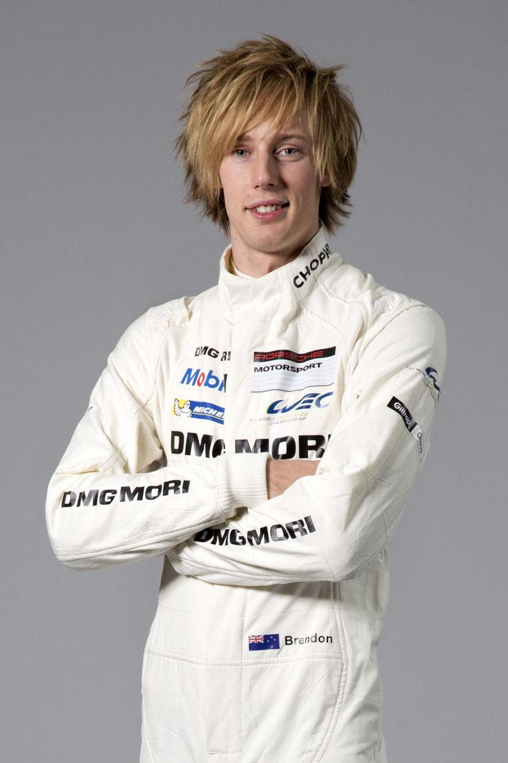 Brendon Hartley<br/>LMP1 #17